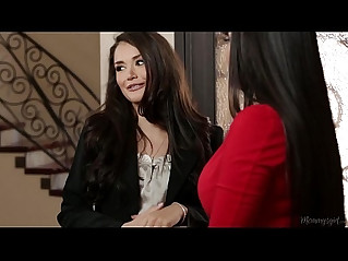 Allie Haze and Mercedes Carrera at Mommys Girl