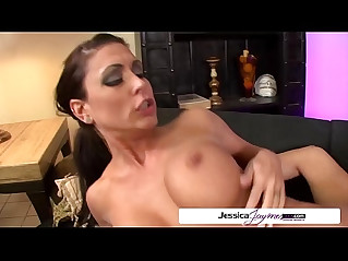 Jessica Jaymes Joslyn James in a lesbian action, big boobs big booty