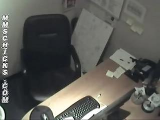 Amateur security cams caught