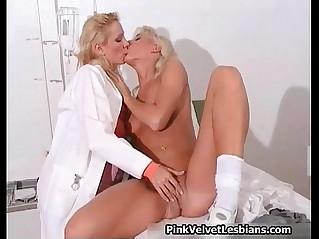 Two perfect blonde hotties love having