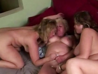 Chubby Girls Have Lesbian Fun A Mature Gal