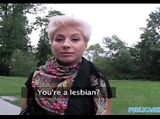 PublicAgent HD She fucks too good to be a real lesbian