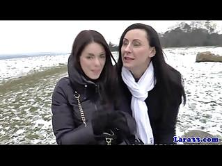 Mature brit pusslicking lesbian