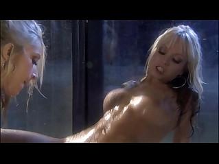Jana Cova and Samantha Shower Time