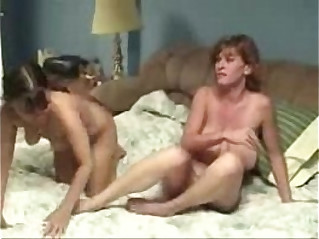 French wife pussy licked by lesbian friend Amateur in home made